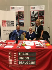 The BITUD Team at our stand.